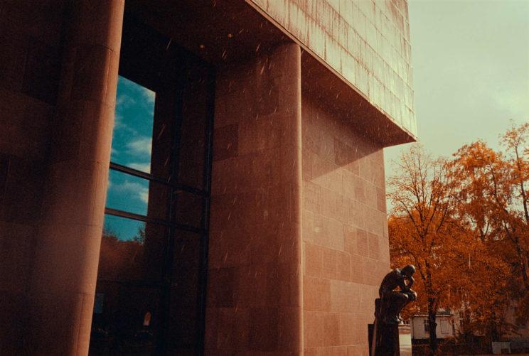 kunsthalle bielefeld, thinker