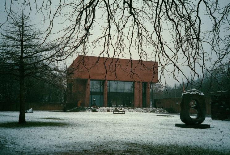 Kunsthalle Bielefeld, Philip Johnson 1968