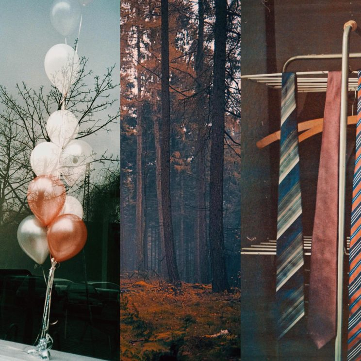 balloons_forest_ties_collage