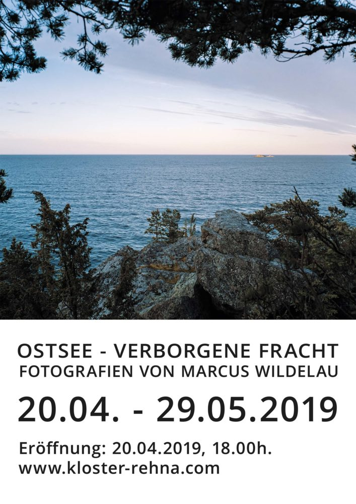 Ostsee verborgene Fracht Baltic Sea hidde cargo